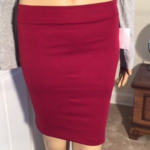 NWT knit skirt